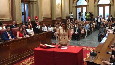 Zambudio dice que ella y Lazcano mantendrán su acta de concejal