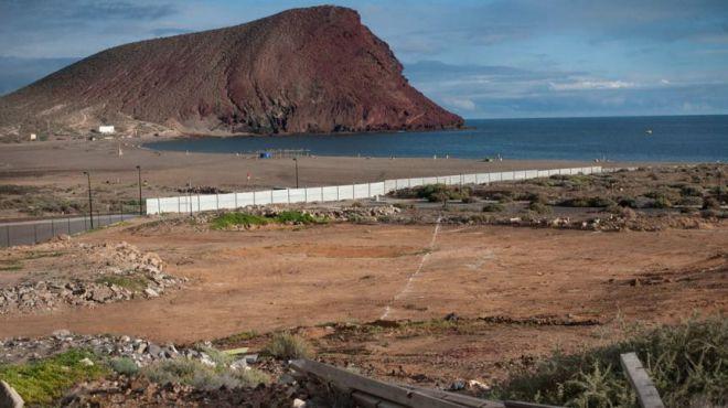 Alberto Rodríguez pide al Gobierno central que paralice el hotel de La Tejita