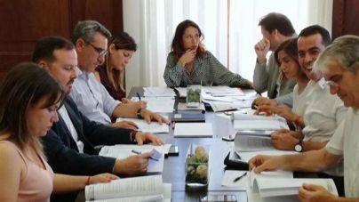 Hernández cierra su organigrama y Cs gestionará la Sociedad de Desarrollo, Urbanismo y Cultura