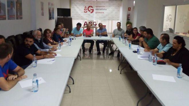 ASG abre la vía al pacto progresista sin renunciar a otros acuerdos