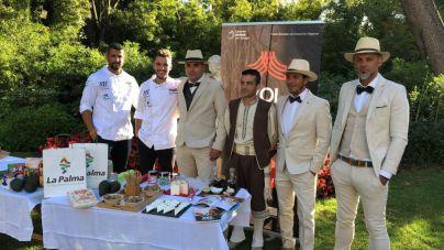 La Asociación Gastronómica Palmera participa en el Festival Jardins de Pedralbes