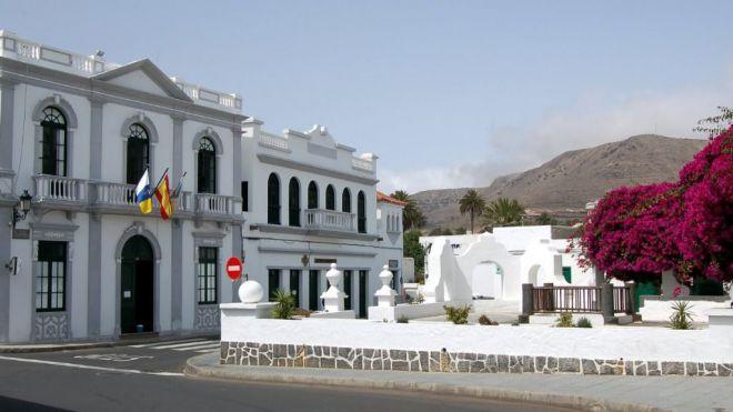 El Ayuntamiento de Haría distribuye las áreas de gobierno municipal