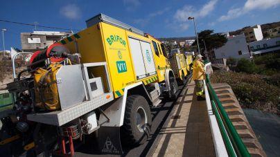 El Cabildo recuerda la prohibición de hacer hogueras en las zonas de riesgo de incendio forestal