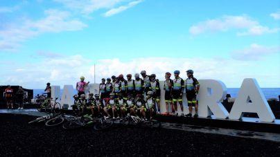 Salmor Bike completa el cupo de 300 plazas a falta de 4 meses para el evento