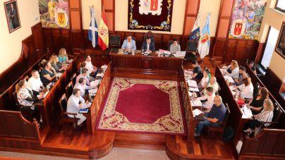 Los Realejos distribuye las áreas y funciones de sus concejales