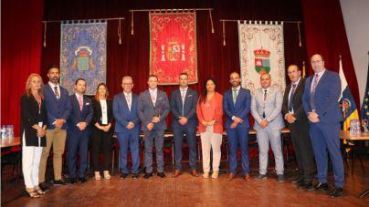 Óscar Noda manteniene la responsabilidad en Economía y Hacienda en Yaiza
