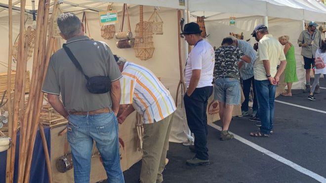 La Gomera inaugura la mayor muestra de artesanía con el turismo como eje temático