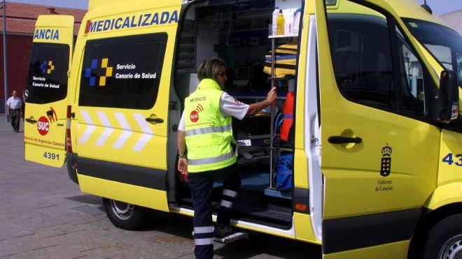 Fallece un niño de 8 años atragantado durante las Fiestas de San Juan en Telde