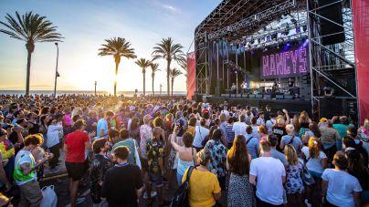 Miles de personas asisten al concierto celebrado en el marco del ARN Culture & Business PrideI