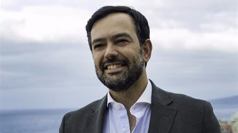 Lope Afonso niega una crisis interna en el PP y culpa a CC de no ser