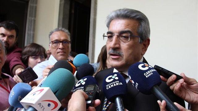 Román Rodríguez pide