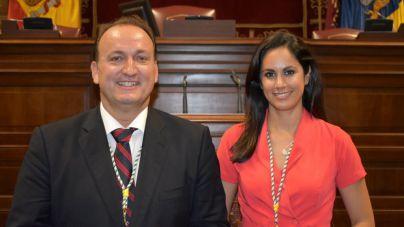 Espino afirma que Cs hará una oposición 'rigurosa y responsable'