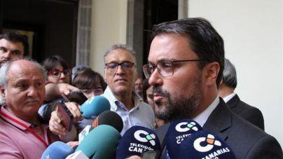 Asier Antona afirma que el PP va a ser la 'alternativa' al Gobierno de izquierdas