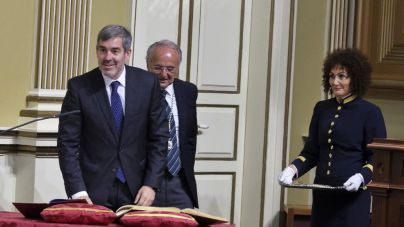 Clavijo adelanta una oposición 'leal y firme' en defensa de Canarias