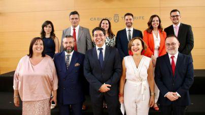 Pedro Martín presidirá el Grupo Socialista en el Cabildo, cuya portavoz será Marián Franquet