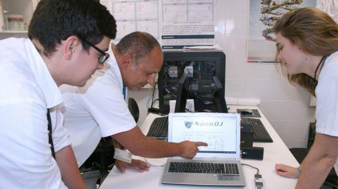 Investigadores de La Candelaria crean una aplicación que facilita la formación en el estudio del ADN