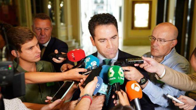 El PP augura una moción de censura en otoño al gobierno de Ángel Víctor Torres