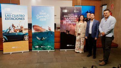 La Joven Orquesta de Canarias vuelve a los escenarios de las islas