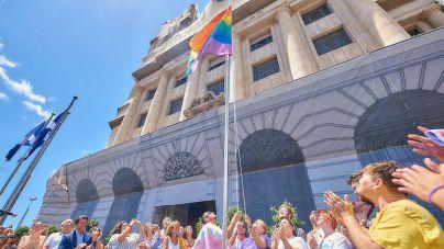 El Cabildo conmemora el Día Internacional del Orgullo LGTBI