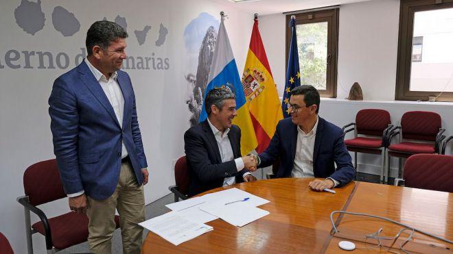 Exención de las tasas a los pescadores por su actividad en los Puertos Canarios