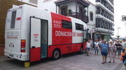La unidad móvil del ICHH permanecerá en Lanzarote durante este mes de julio
