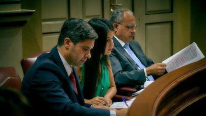 ASG no tendrá grupo parlamentario propio y seguirá en el Grupo Mixto con Cs