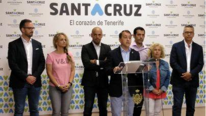 Bermúdez garantiza que hará oposición en Santa Cruz de Tenerife