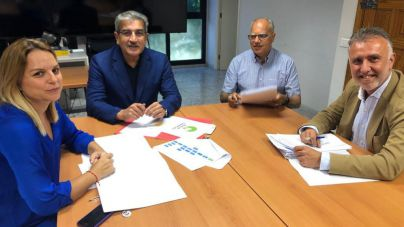 El Pacto de las Flores ya tiene acuerdo para el Gobierno de Canarias