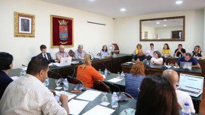 El alcalde de Adeje reestructura las áreas de gobierno del Ayuntamiento para el nuevo mandato