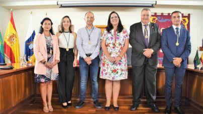 El Ayuntamiento de La Frontera establece las áreas del nuevo Gobierno Local