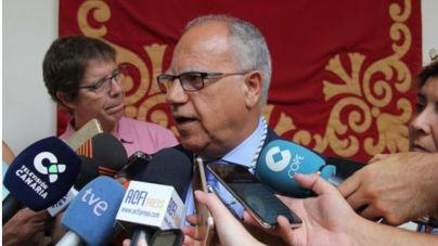 Casimiro Curbelo descarta ser consejero: 'Tengo un compromiso con La Gomera'