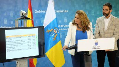 Canarias registra en junio casi 50.000 personas paradas menos que al comienzo de la legislatura