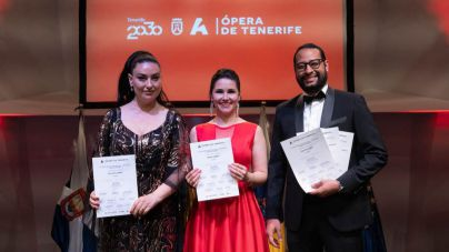 La soprano Olga Zharikova se alza con el primer premio del VI Concurso Internacional de Canto Ópera de Tenerife
