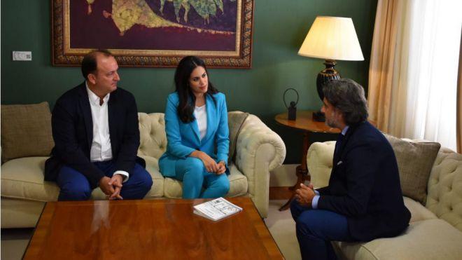 Cs no apoyará la investidura de Torres como presidente del Gobierno de Canarias