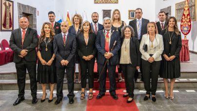 Rodríguez Fraga designa las áreas para cada concejal del Grupo de Gobierno en Adeje