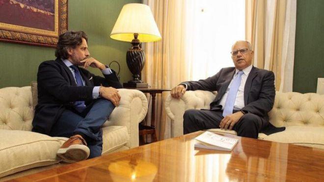 ASG apoya la investidura de Torres como presidente del Gobierno de Canarias
