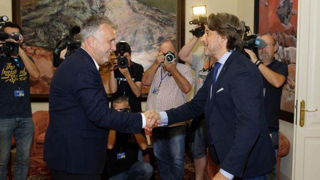 Torres, propuesto por el Parlamento como candidato a la Presidencia del Gobierno