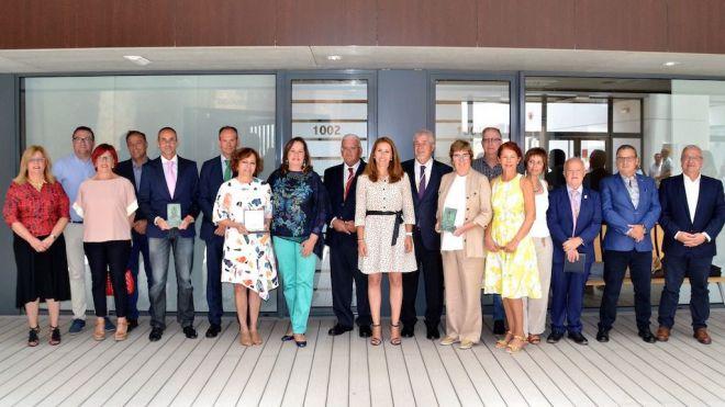 Educación entrega siete distinciones en los Premios Viera y Clavijo