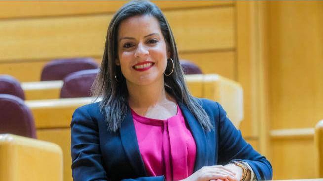 ASG designa a Yaiza Castilla como consejera de Turismo, Industria y Comercio del Gobierno canario
