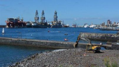 Puertos de Tenerife prevé iniciar a principios de 2020 las obras de la playa de Valleseco