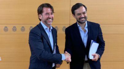 CC y PP alcanzan un acuerdo de gobierno en el Cabildo de Tenerife