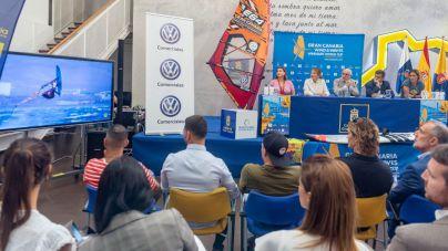El Campeonato del Mundo de Windsurf de Gran Canaria bate un nuevo récord de inscripción