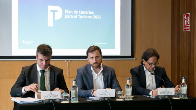 Turismo presenta la propuesta del Plan de Canarias para el Turismo 2025