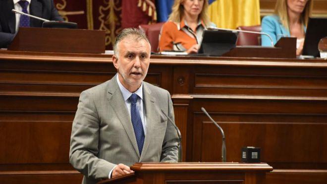 """Torres promete una Canarias """"más social, solidaria y sostenible"""""""