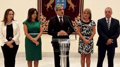 Torres refleja los compromisos del pacto por la equidad, la sostenibilidad y defensa de Canarias