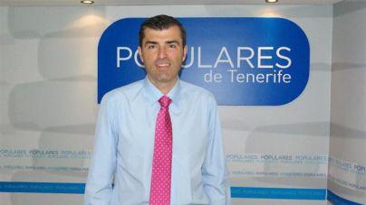 Domínguez tilda a Arriaga de 'sinvergüenza político' al engañarle con la moción de censura en el Cabildo