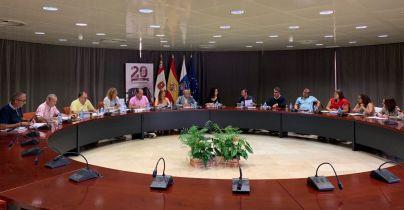 Cabildo y los ayuntamientos acuerdan el reparto de ocho millones de euros del Fdcan para 2019