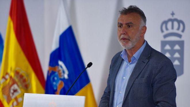 Ángel Víctor Torres anuncia su Gabinete en el Gobierno de Canarias