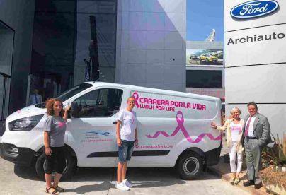 """Archiauto extiende su colaboración con la Fundación Canaria """"CARRERA POR LA VIDA"""""""