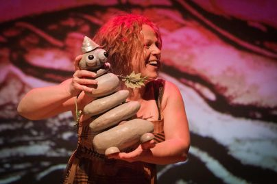 Los títeres, la magia y las historias de amor se dan cita en el Teatro Guiniguada con 'Puck'